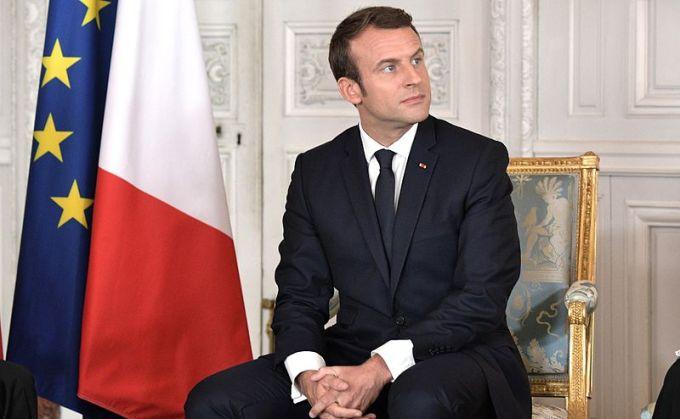 Emmanuel Macron '