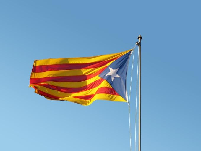 Drapeau catalan 2